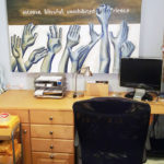 Michele Grady studio office