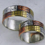 patchwork ring band 3