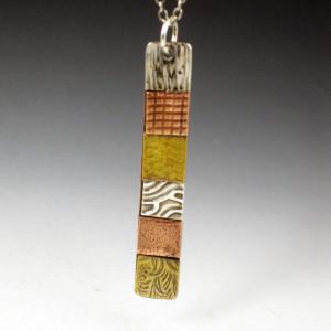 long patchwork necklace 3