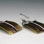 small mixed metal earrings 4